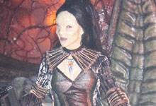 Best Costume Design - Valerie Halverson - Stargate Atlantis - The Queen