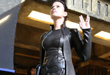 Stargate Blog: Kiva's Costume